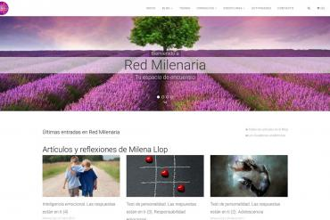 Red Milenaria home